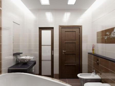 Варианты освещения ванной комнаты душевые системы со смесителем и верхним душем купить