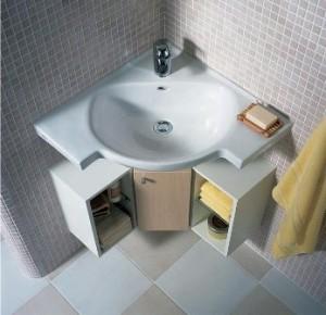 Угловые раковины для ванной