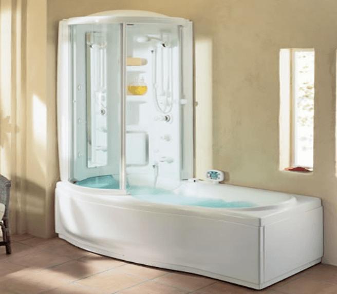 Ремонт ванной комнаты поддон 132