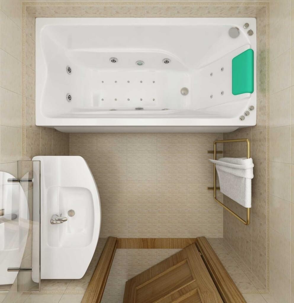Дизайн ванной комнаты 8 кв м фото