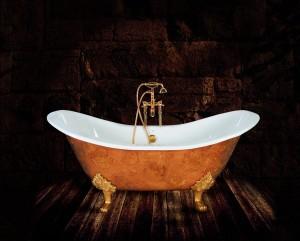 Ванна на ножках