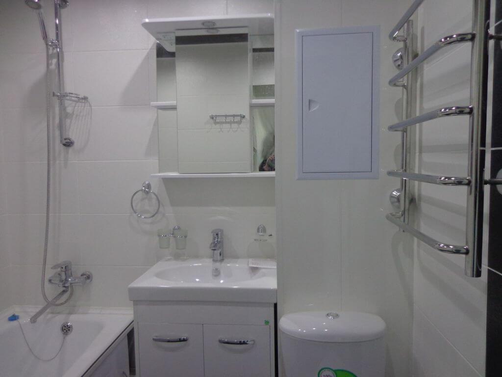Зеркало в ванну своими руками фото 763