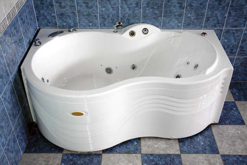 Видео ванны