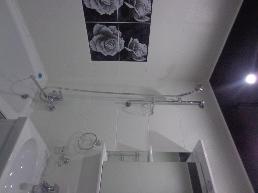 Ремонт ванной своими руками в хрущевке видео