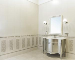 Испанская мебель для ванной комнаты фото