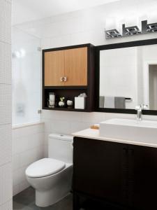 Шкаф в ванную комнату