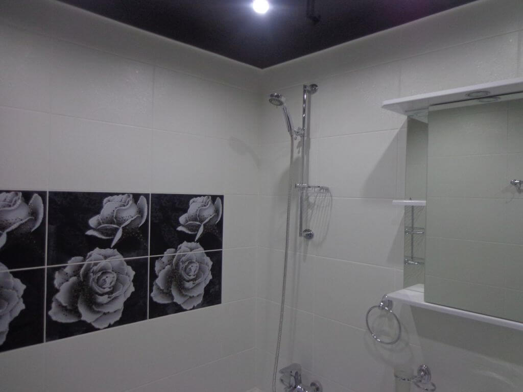 Обои своими руками ванной комнаты фото 385