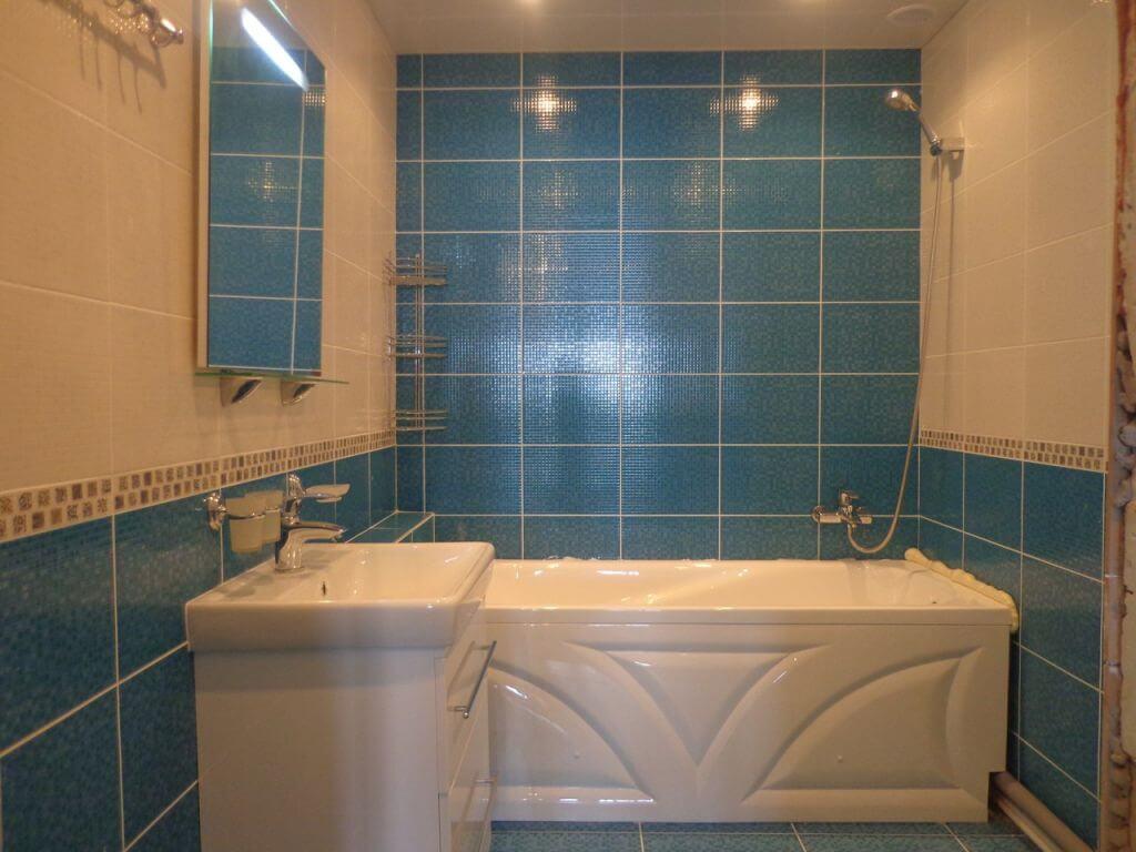 Ванная комната фото панельный дом фото