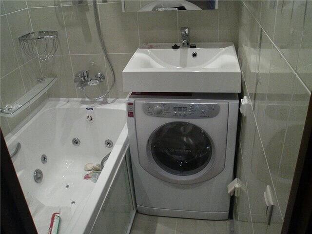 дизайн хрущёвки ванной комнаты фото