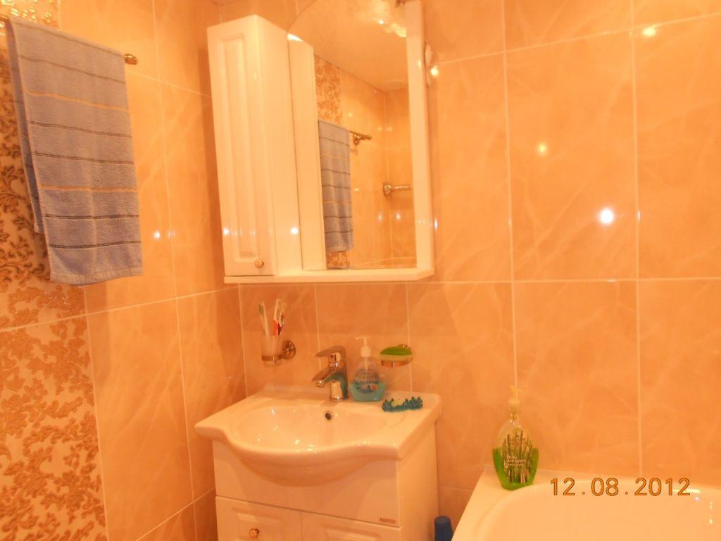 Отделка ванной комнаты фото своими руками