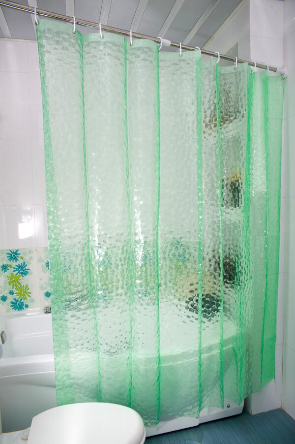 Пластиковая шторка для ванны своими руками