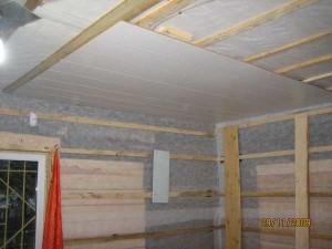 Деревянный каркас под пвх панели в ванной