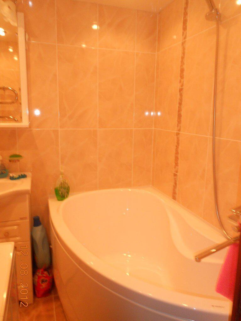 Отделка ванной комнаты, строительство и ремонт