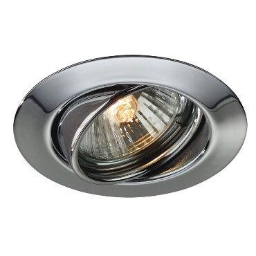 Поворотный точечный светильник для ванной