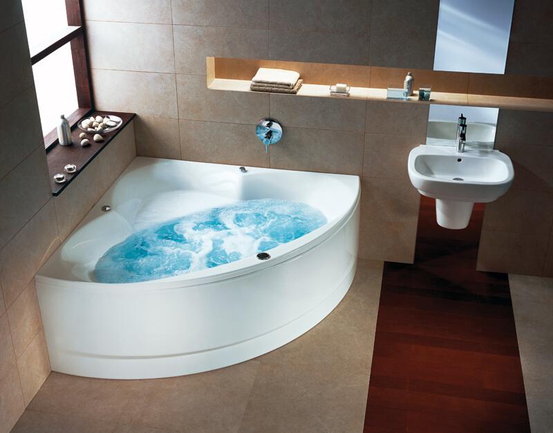 Акриловые ванны Коло