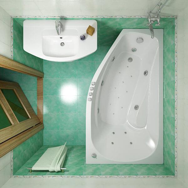 Ассортимент ванн