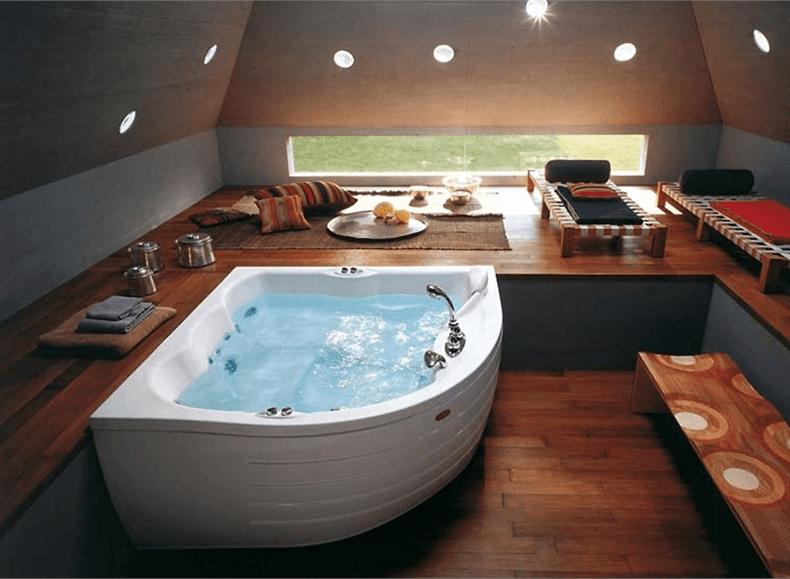 Гидромассажная ванна Jacuzzi Maxima