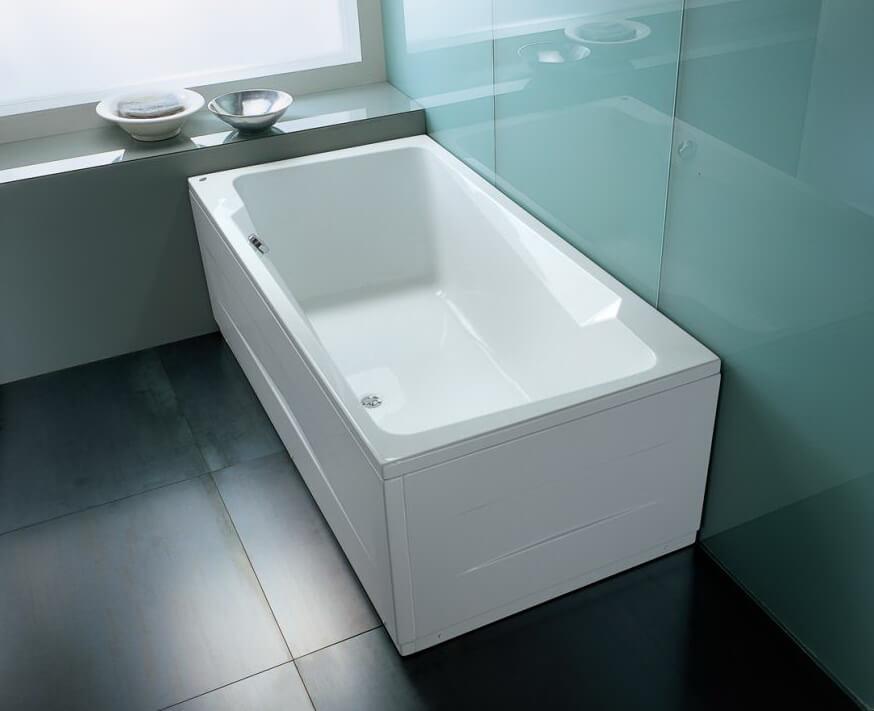 Акриловая ванна: цена 7000руб