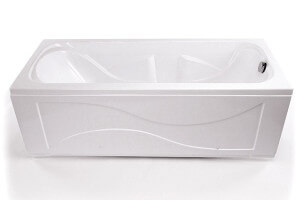 Акриловая ванна тритон стандарт